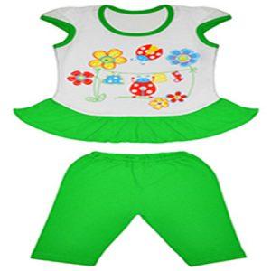 Комплект для девочки: лосины и футболка
